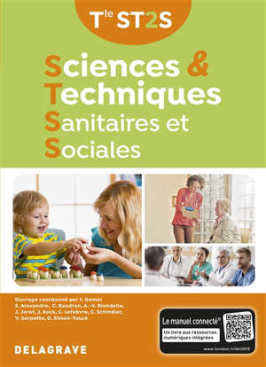 Sciences & techniques sanitaires et sociales, terminale ST2S