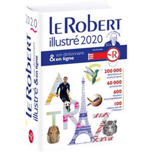 Le Robert illustré 2020 & son dictionnaire en ligne