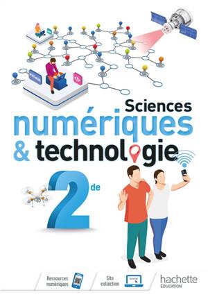 Sciences numériques & technologie 2de : programme 2019