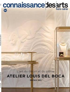 Atelier Louis Del Boca : l'art du décor et du plâtre : depuis 1931