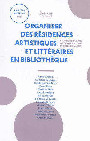 Organiser des résidences artistiques et littéraires en bibliothèque