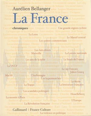 La France, chroniques