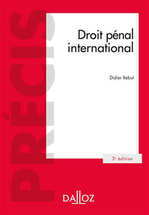 Droit pénal international