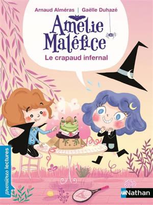Amélie Maléfice, Le crapaud infernal