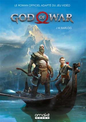 God of War : le roman officiel adapté du jeu vidéo