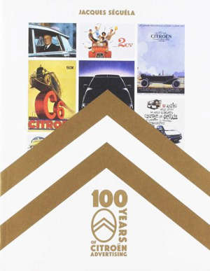 100 years of Citroën advertising