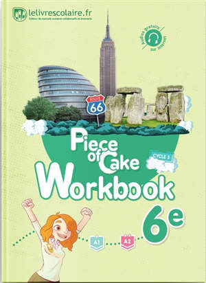 Piece of cake 6e : workbook