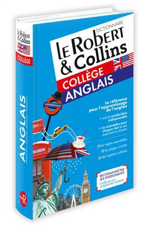 Le Robert & Collins collège anglais : dictionnaire anglais-français, français-anglais