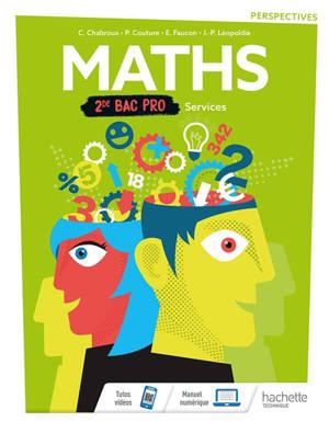 Maths, 2de bac pro : services