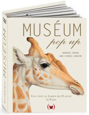 Muséum pop up : visite au Jardin des plantes de Paris