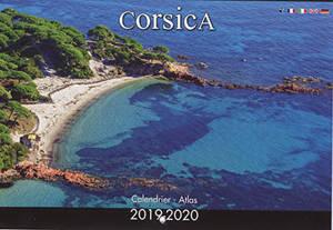 Corsica : calendrier atlas 2019-2020