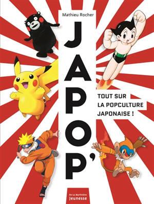 Japop' : tout sur la popculture japonaise !