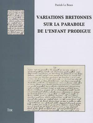 Variations bretonnes sur la parabole de l'enfant prodigue