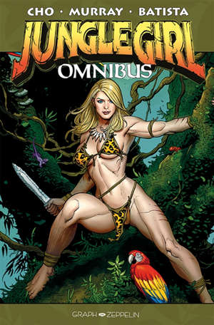 Jungle girl : omnibus