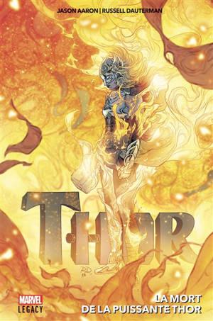 Thor, La mort de la puissante Thor