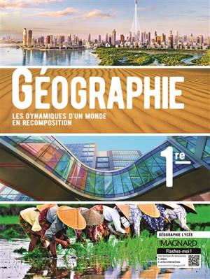 Géographie, 1re : les dynamiques d'un monde en recomposition