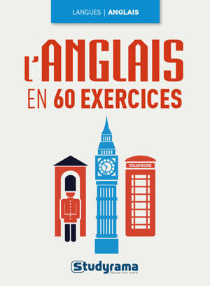 L'anglais en 60 exercices