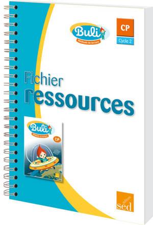 Buli : fichier ressources et CD audio