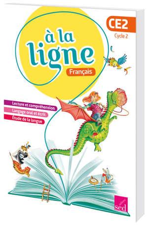 A la ligne : français : CE2