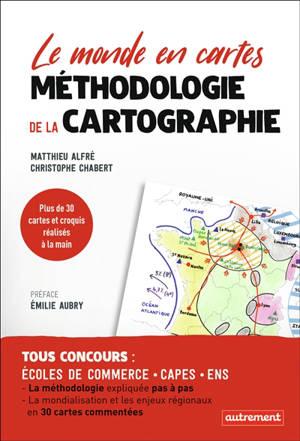 Méthodologie de la cartographie : le monde en cartes
