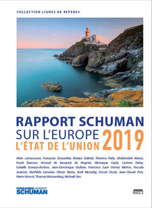 Rapport Schuman sur l'Europe : l'état de l'Union 2019
