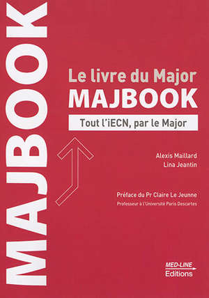 Majbook : le livre du major : tout l'iECN, par le major