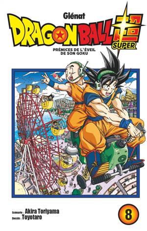 Dragon ball super. Volume 8
