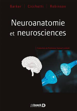 Neuroanatomie et neurosciences