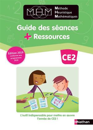 Méthode heuristique de mathématiques CE2 : guide des séances + ressources