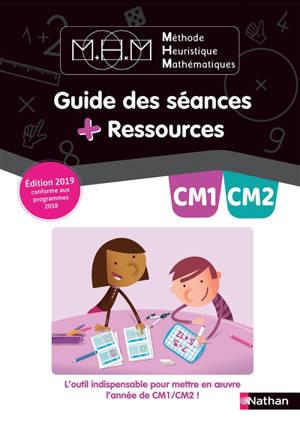 Méthode heuristique de mathématiques CM1-CM2 : guide pédagogique + ressources