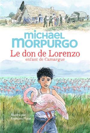 Le don de Lorenzo, enfant de la Camargue