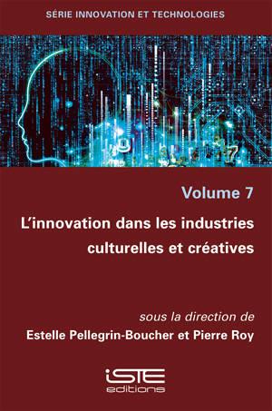 L'innovation dans les industries culturelles et créatives