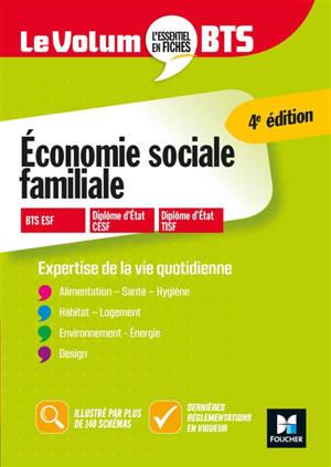 Economie sociale familiale : BTS ESF, diplôme d'Etat CESF, diplôme d'Etat TISF
