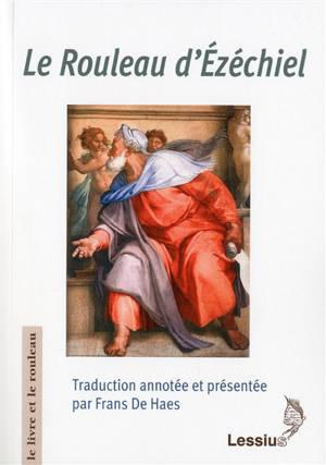 Le rouleau d'Ezéchiel