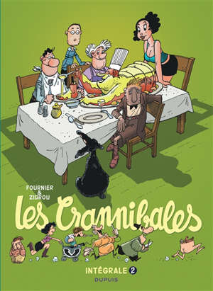 Les Crannibales : intégrale. Volume 2, 2000-2005