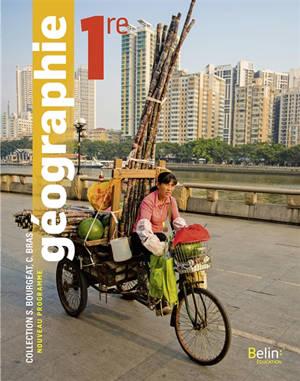 Géographie 1re : nouveau programme