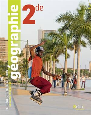 Géographie 2de : nouveau programme