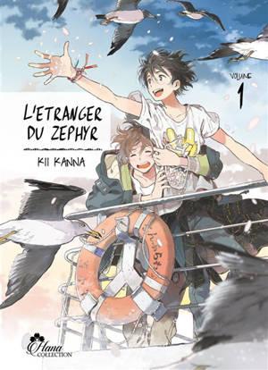 L'étranger du Zephyr. Volume 1