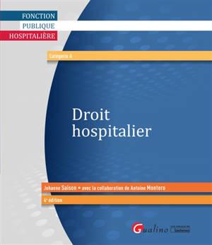 Droit hospitalier : concours catégorie A