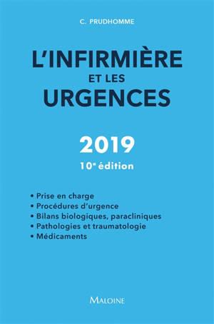 L'infirmière et les urgences : 2019