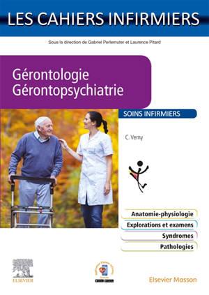 Gériatrie, gérontopsychiatrie : soins infirmiers