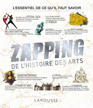 Le zapping de l'histoire des arts : l'essentiel de ce qu'il faut savoir