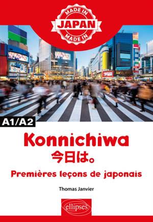 Konnichiwa : premières leçons de japonais