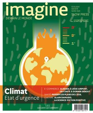 Imagine : demain le monde. n° 133, Climat : état d'urgence