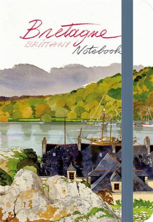 Bretagne : notebook