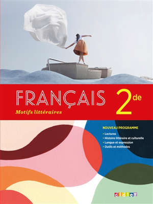 Français 2de : motifs littéraires : nouveau programme