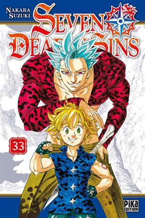 Seven deadly sins. Volume 33
