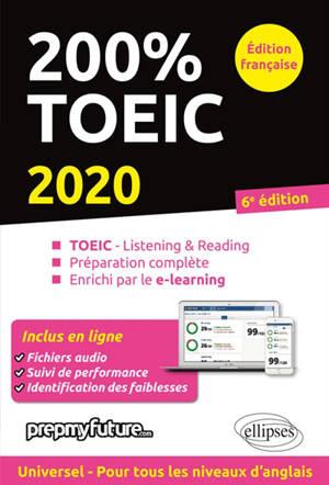200 % TOEIC, 2020