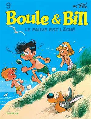 Boule et Bill. Volume 9, Le fauve est lâché