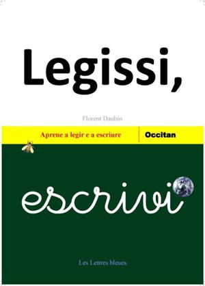 Legissi, escrivi : aprene a legir e a escriure : occitan